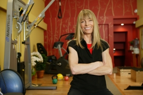 Pittsburgh Personal Trainer JoAnn Brickley